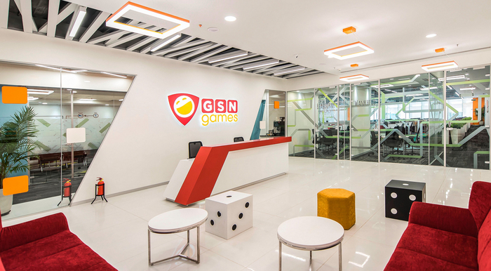 GSN Games Offices – Bangalore